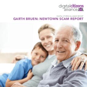 Garth Bruen: Newtown Scam Report