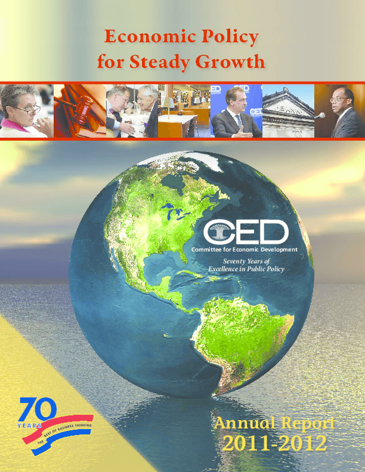 CED's 2011-2012 Annual Report