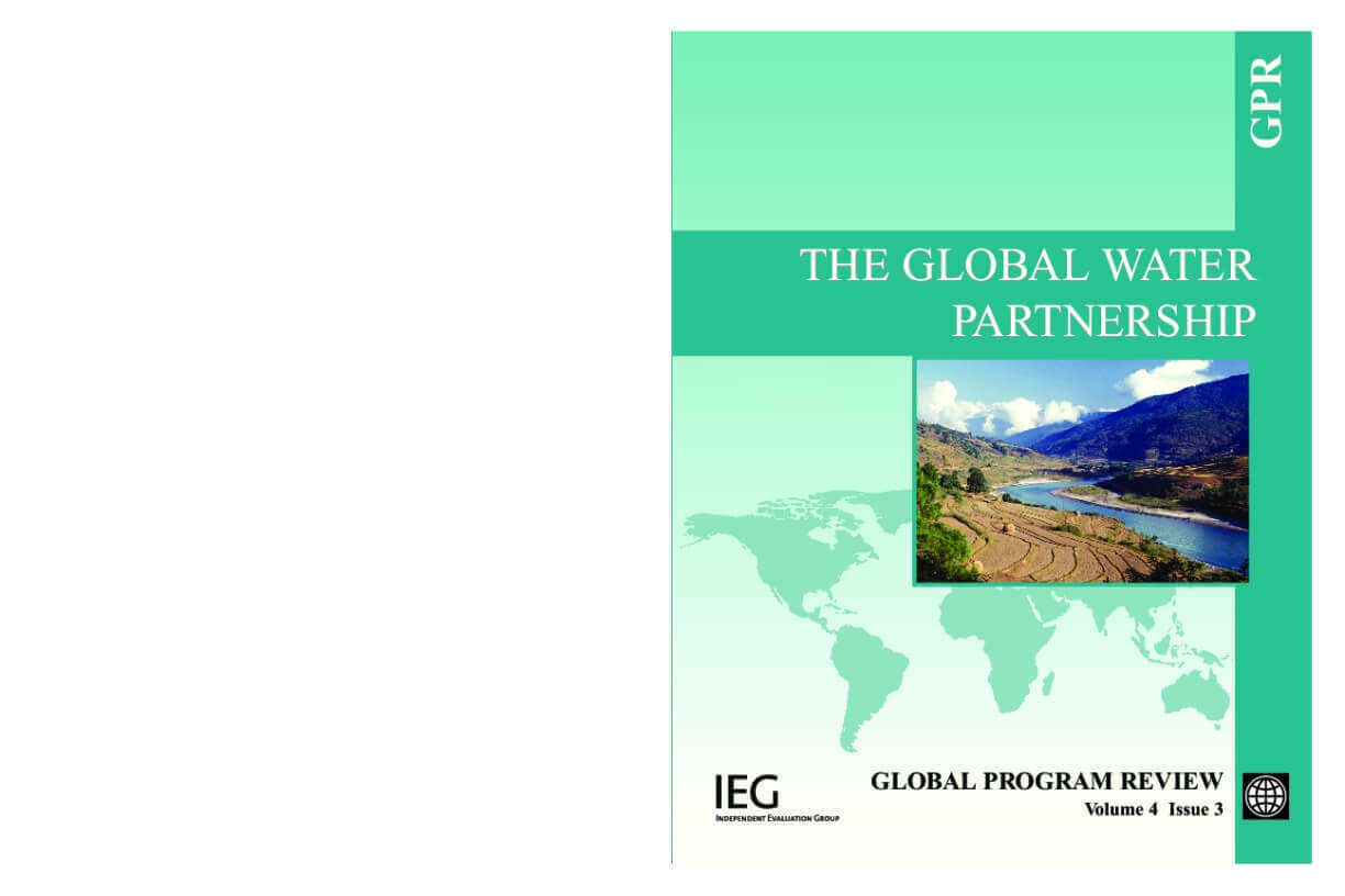 Global Program Review: The Global Water Partnership
