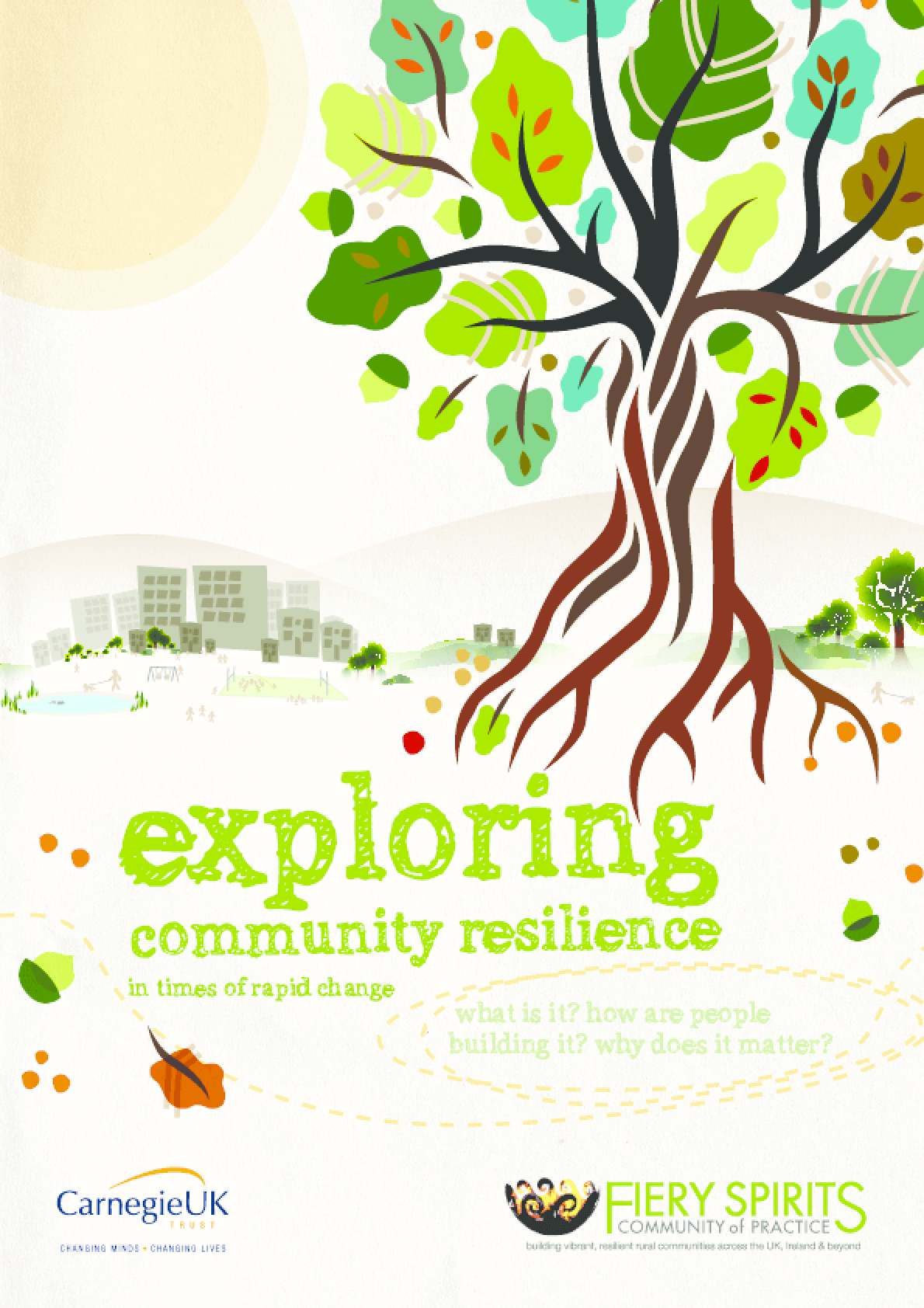 Exploring Community Resilience In Times of Rapid Change