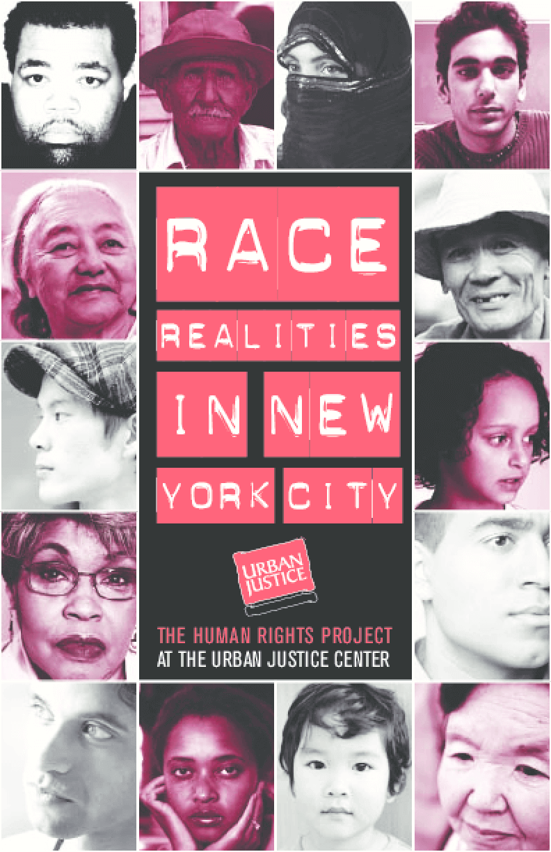 Race Realities in New York City: a NYC CERD Shadow Report