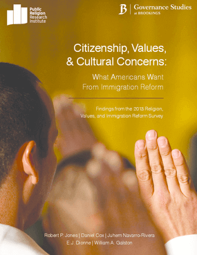 Citizenship, Values, & Cultural Concerns: What Americans Want From Immigration Reform