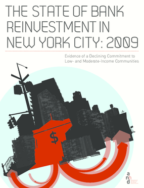 The State of Bank Reinvestment in New York City: 2009