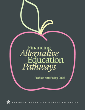 Financing Alternative Education: Profiles and Policy