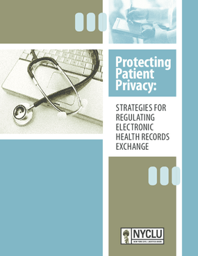 Protecting Patient Privacy: Strategies for Regulating Electronic Health Records Exchange