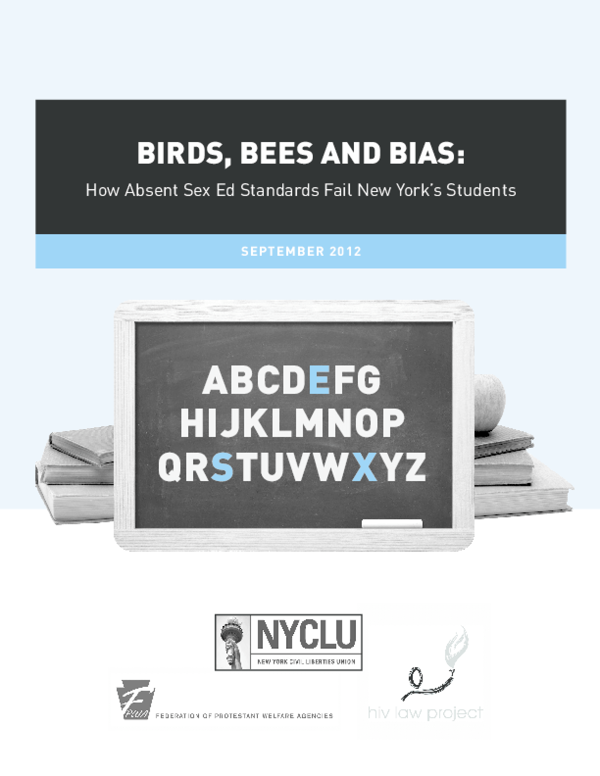 Birds, Bees and Bias: How Absent Sex Ed Standards Fail New York's Students