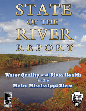 State of the River Report: Water Quality and River Health in the Metro Mississippi River
