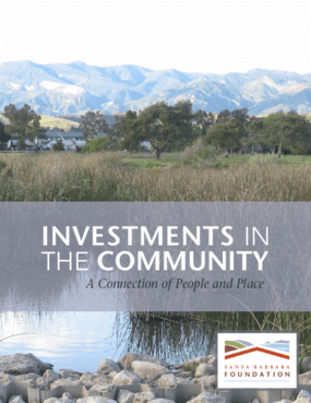 Investments in the Community: A Connection of People and Place