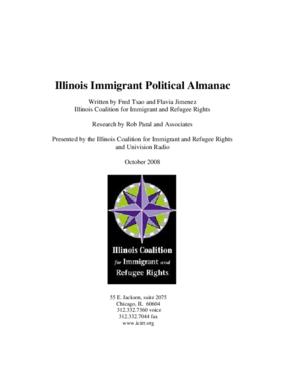 Illinois Immigrant Political Almanac