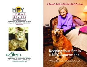 A Tenant's Guide to New York City's Pet Laws: Keeping Your Pet in a NYC Apartment