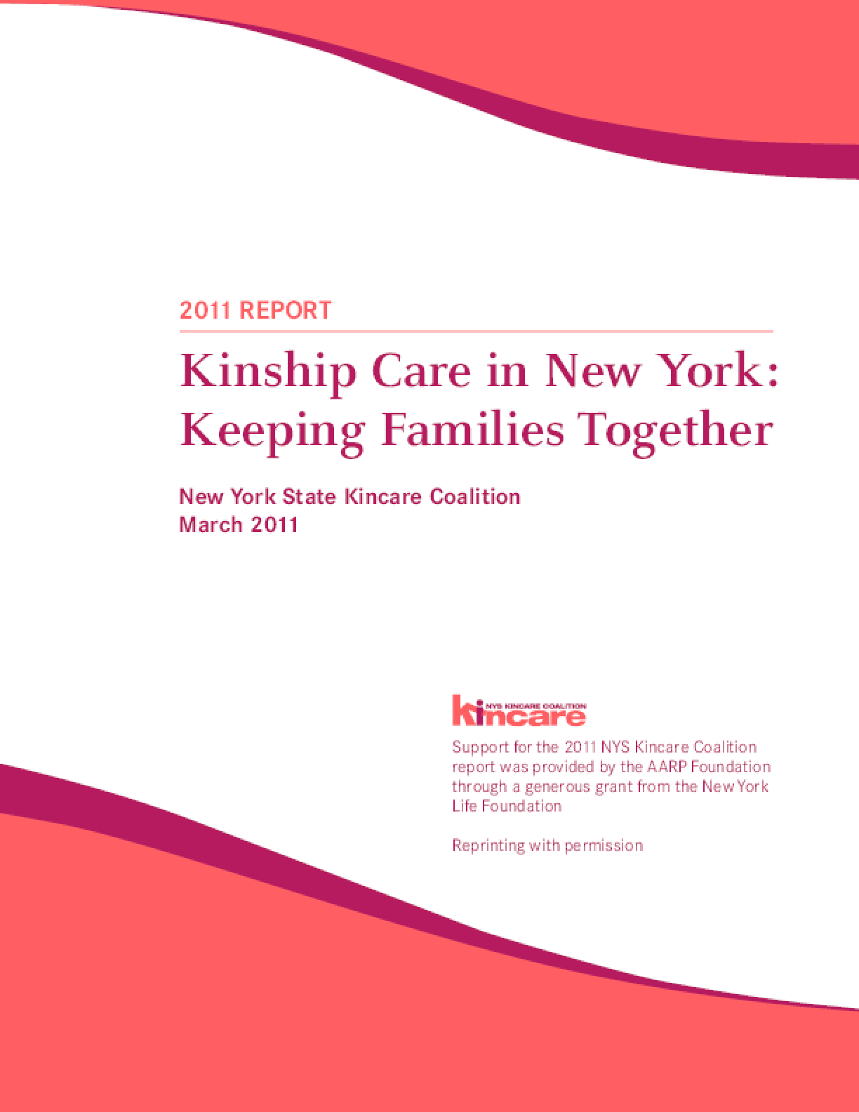 Kinship Care in New York: Keeping Families Together