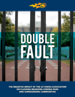 Double Fault: The Negative Impact of the US Tennis Association on Flushing Meadows-Corona Park and Surrounding Communities
