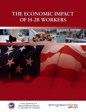 The Economic Impact of H-2B Workers