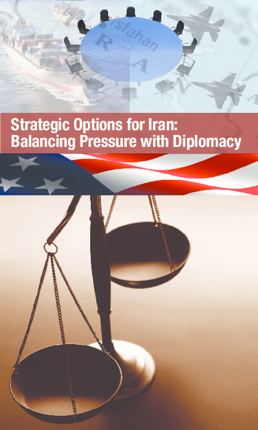 Strategic Options for Iran: Balancing Pressure with Diplomacy
