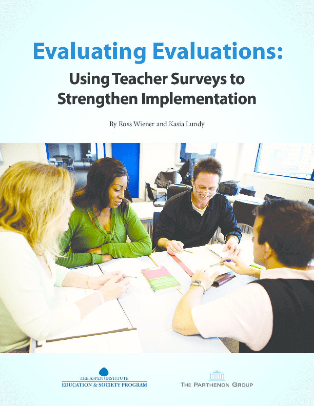 Evaluating Evaluations: Using Teacher Surveys to Strengthen Implementation