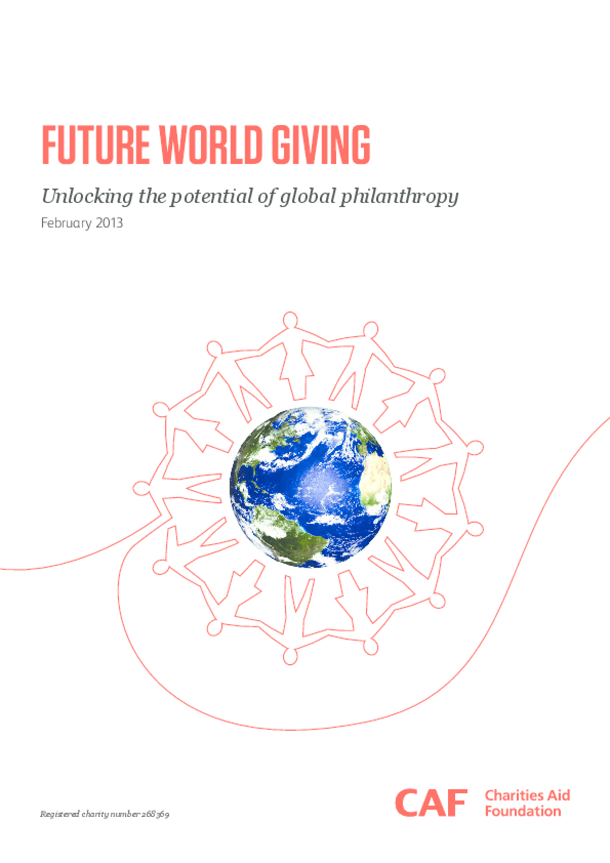 Future World Giving: Unlocking the Potential of Global Philanthropy