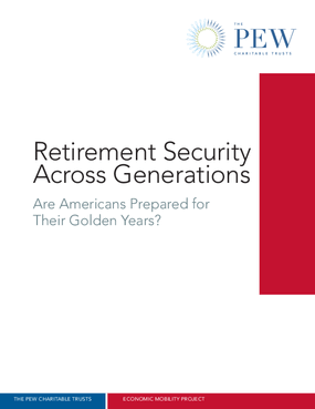 Retirement Security Across Generations: Are Americans Prepared for Their Golden Years?
