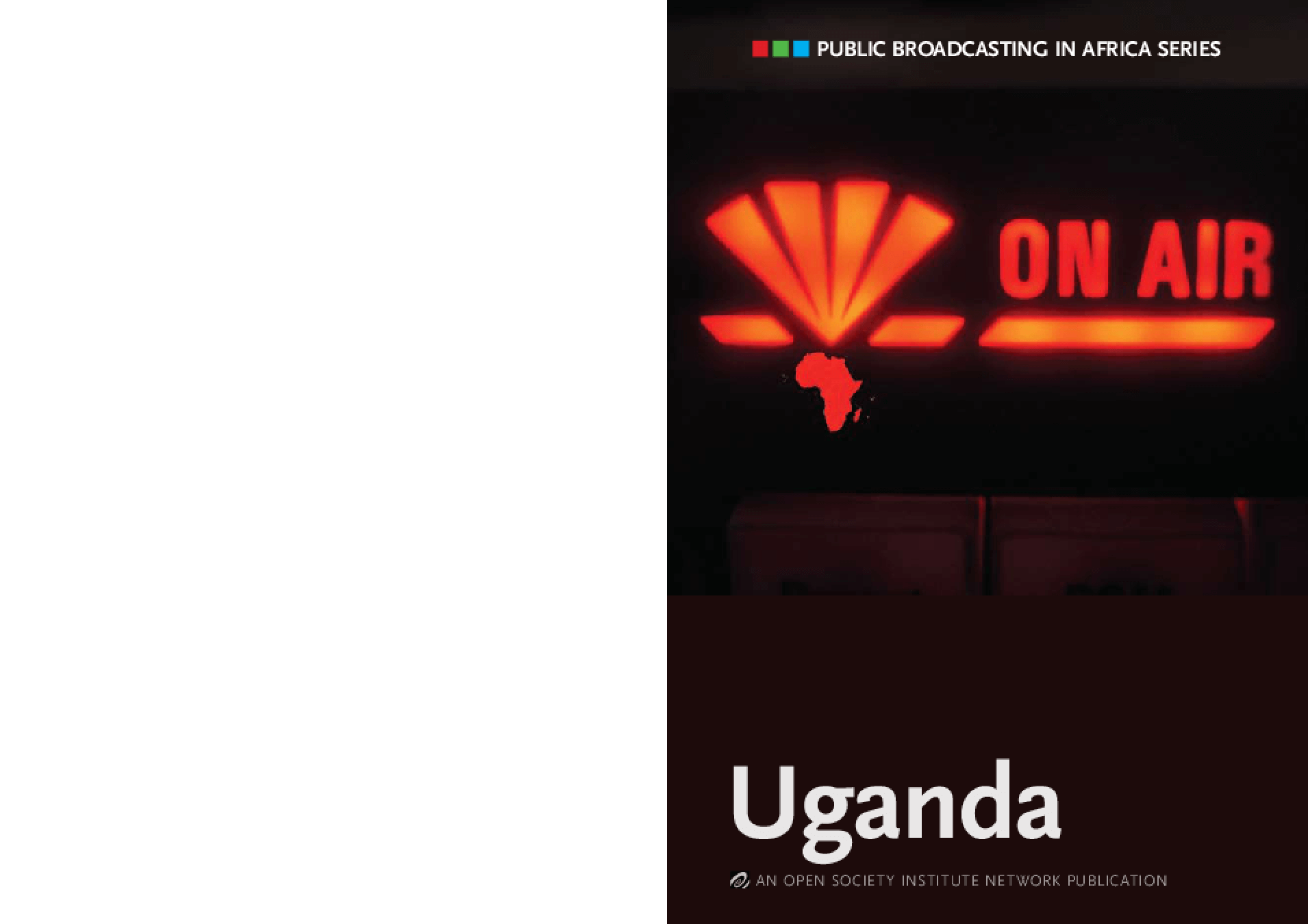 On Air: Uganda Public Broadcasting Corporation Survey Report