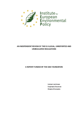 An Independent Review of the E.U. Illegal, Unreported, and Unregulated Regulations