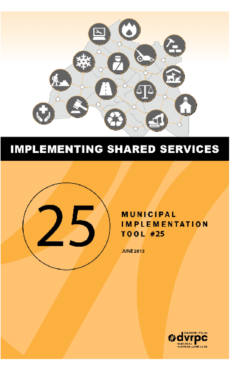 Implementing Shared Services
