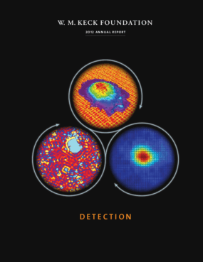 W.M. Keck 2012 Annual Report: Detection