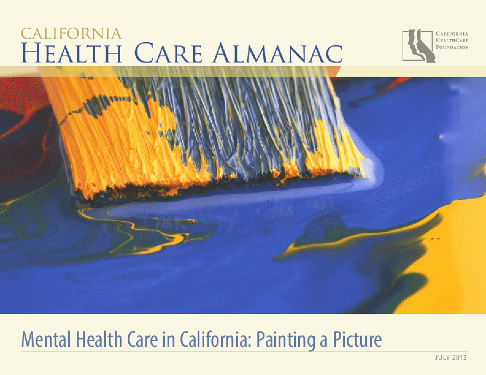 Mental Health Care in California: Painting a Picture