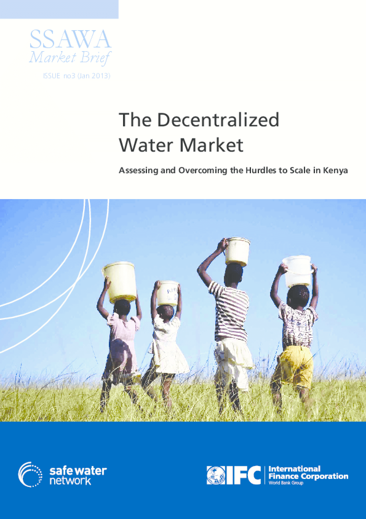 The Decentralized Water Market: Assessing and Overcoming the Hurdles to Scale in Kenya