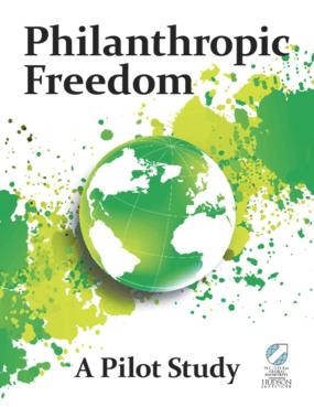 Philanthropic Freedom: A Pilot Study