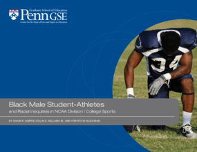 Black Male Student-Athletes and Racial Inequities in NCAA Division I College Sports