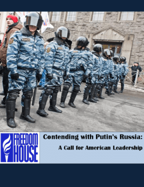 Contending with Putin's Russia