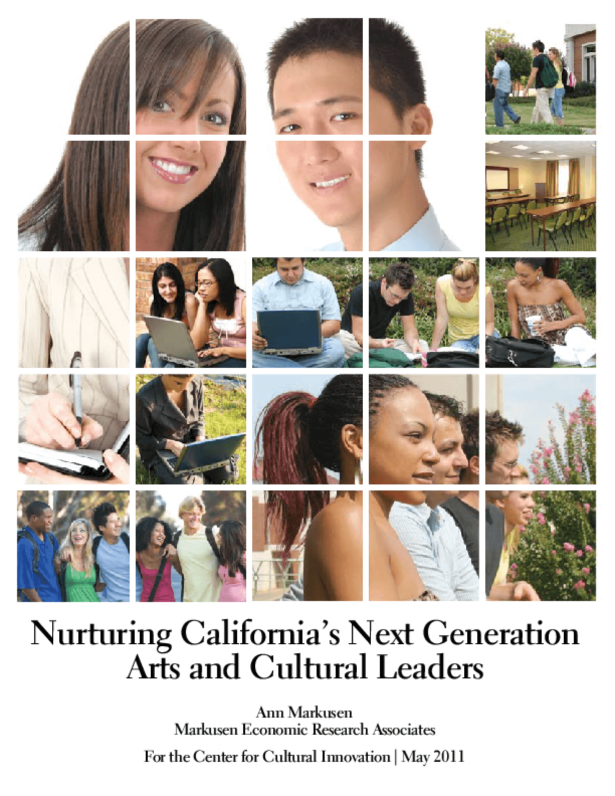 Nurturing California's Next Generation Arts and Cultural Leaders