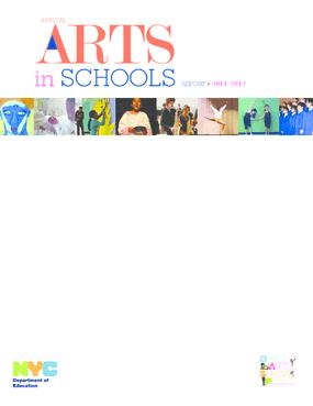 Annual Arts in Schools Report 2011-2012