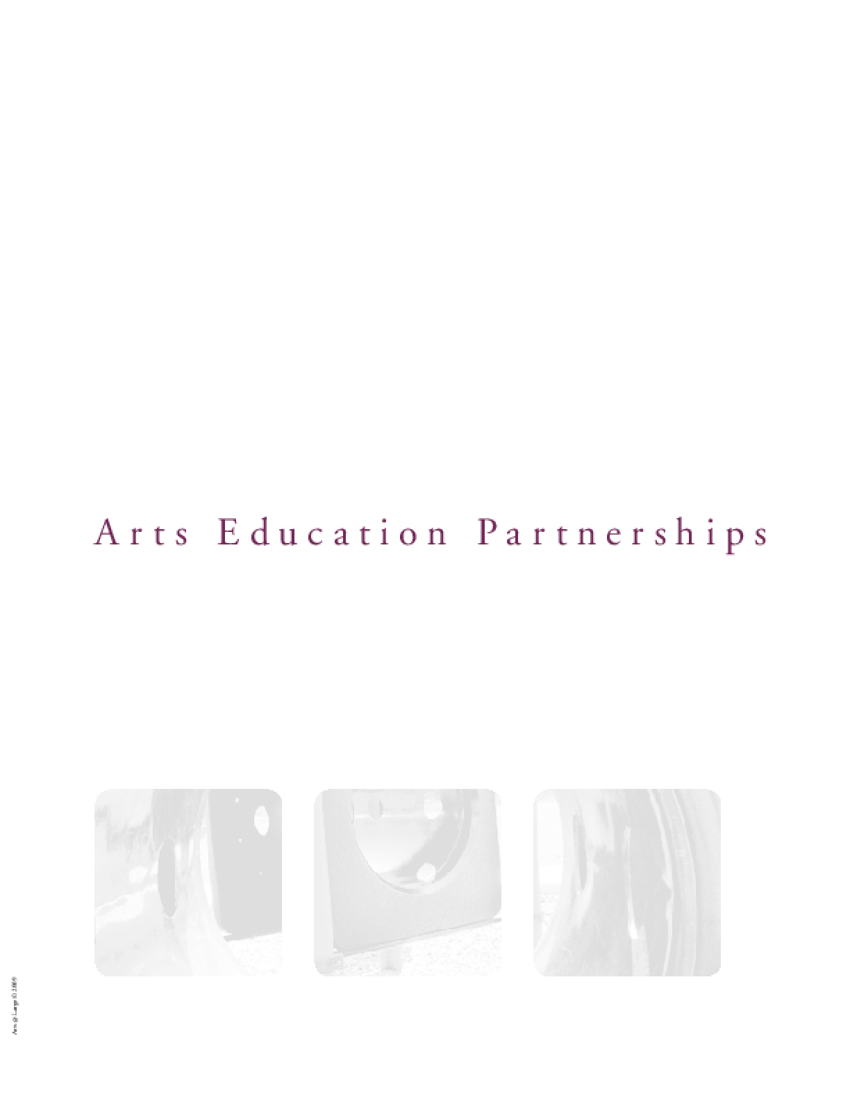 Arts At Large Handbook Pt. 5- Best Practices