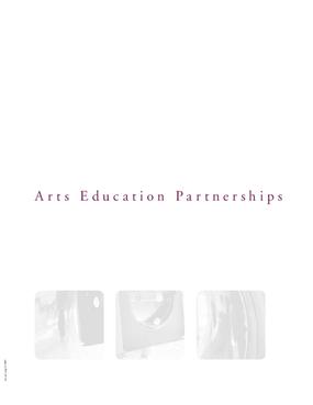 Arts At Large Handbook Pt. 5- Best Practices