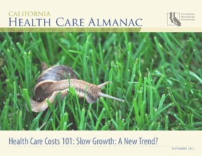 Health Care Costs 101: Slow Growth: A New Trend?