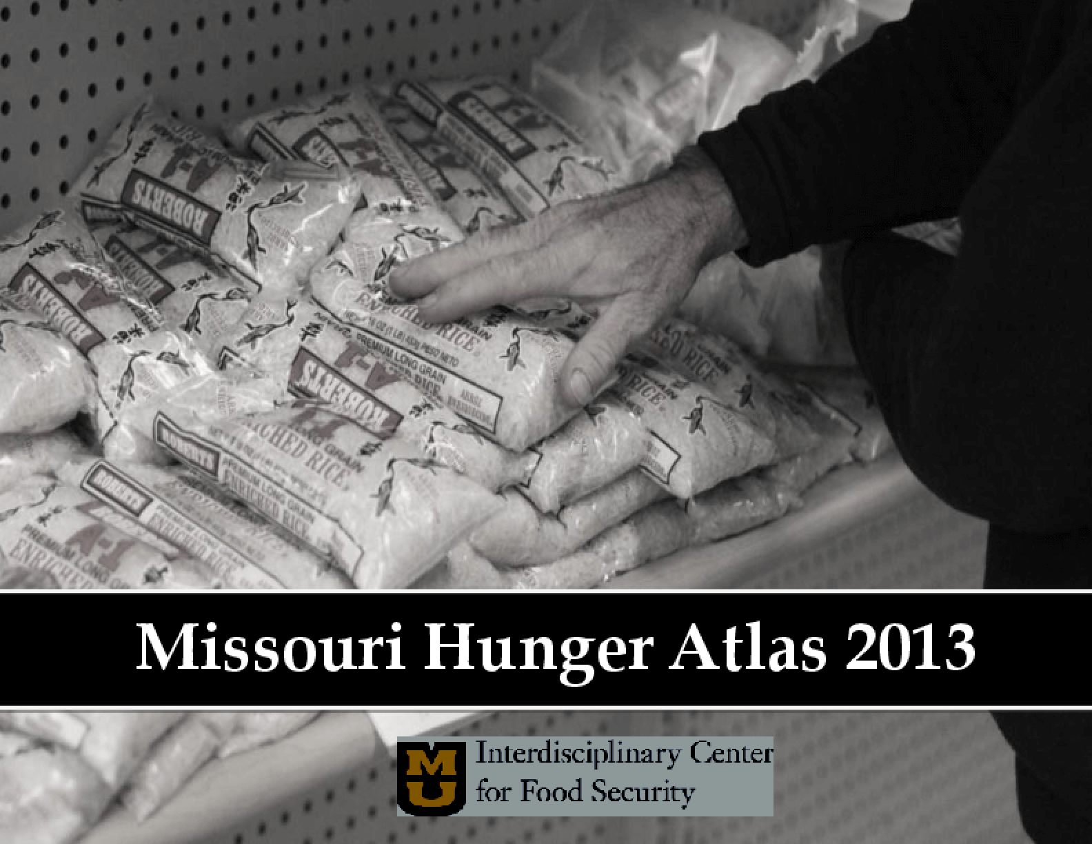Missouri Hunger Atlas 2013