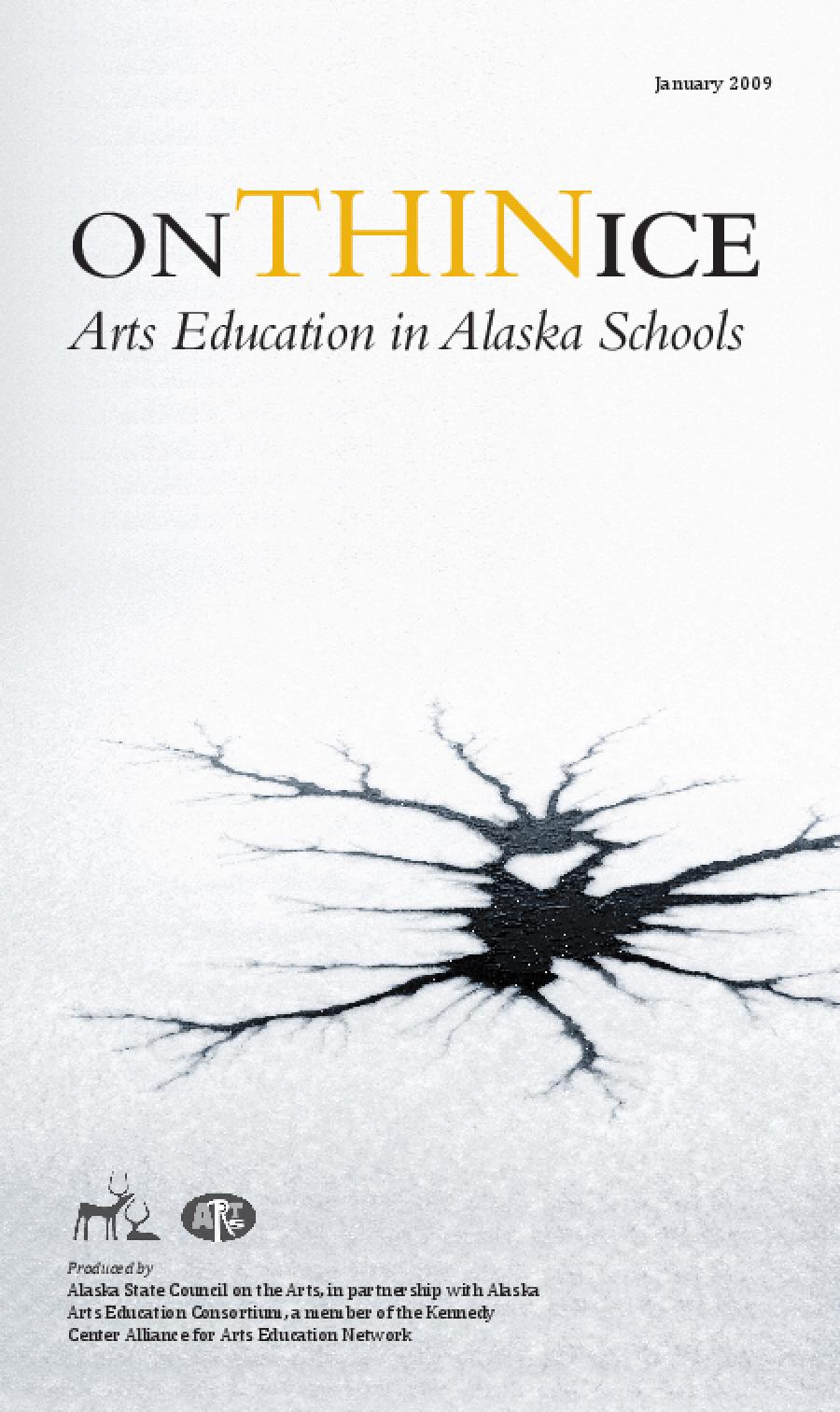 On Thin Ice: Arts Education in Alaska Schools