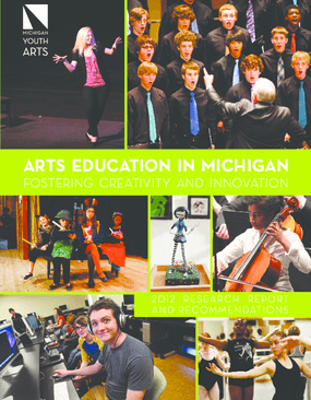 Arts Education in Michigan: Fostering Creativity and Innovation
