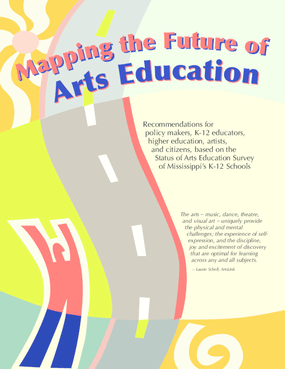 Mapping the Future of Arts Education