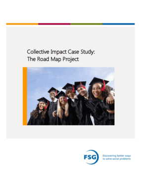 Collective Impact Case Study: The Road Map Project