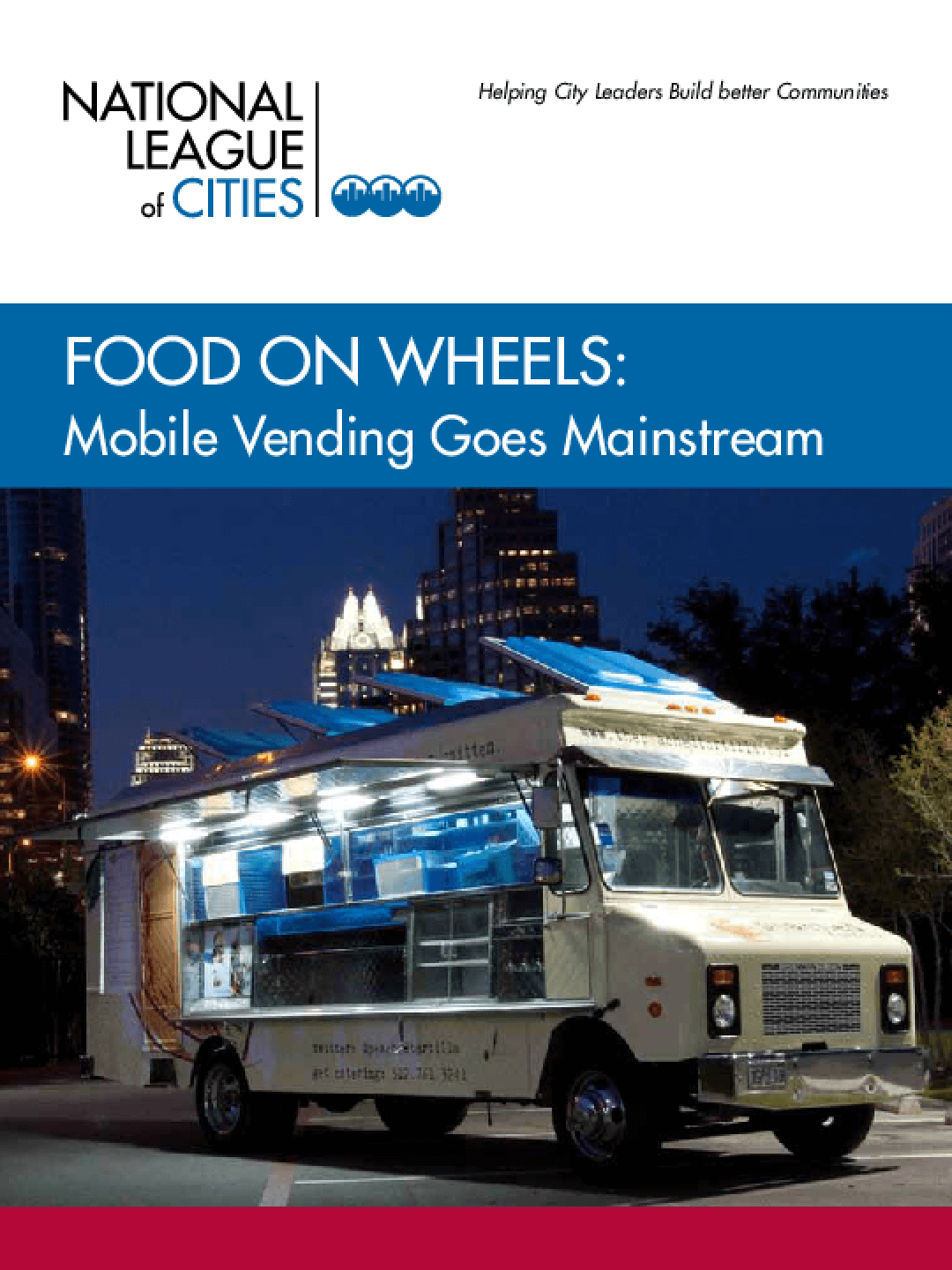 Food on Wheels: Mobile Vending Goes Mainstream