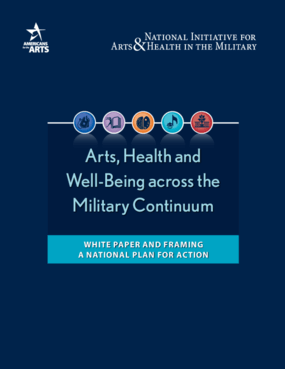 Arts, Health and Well-Being across the Military Continuum