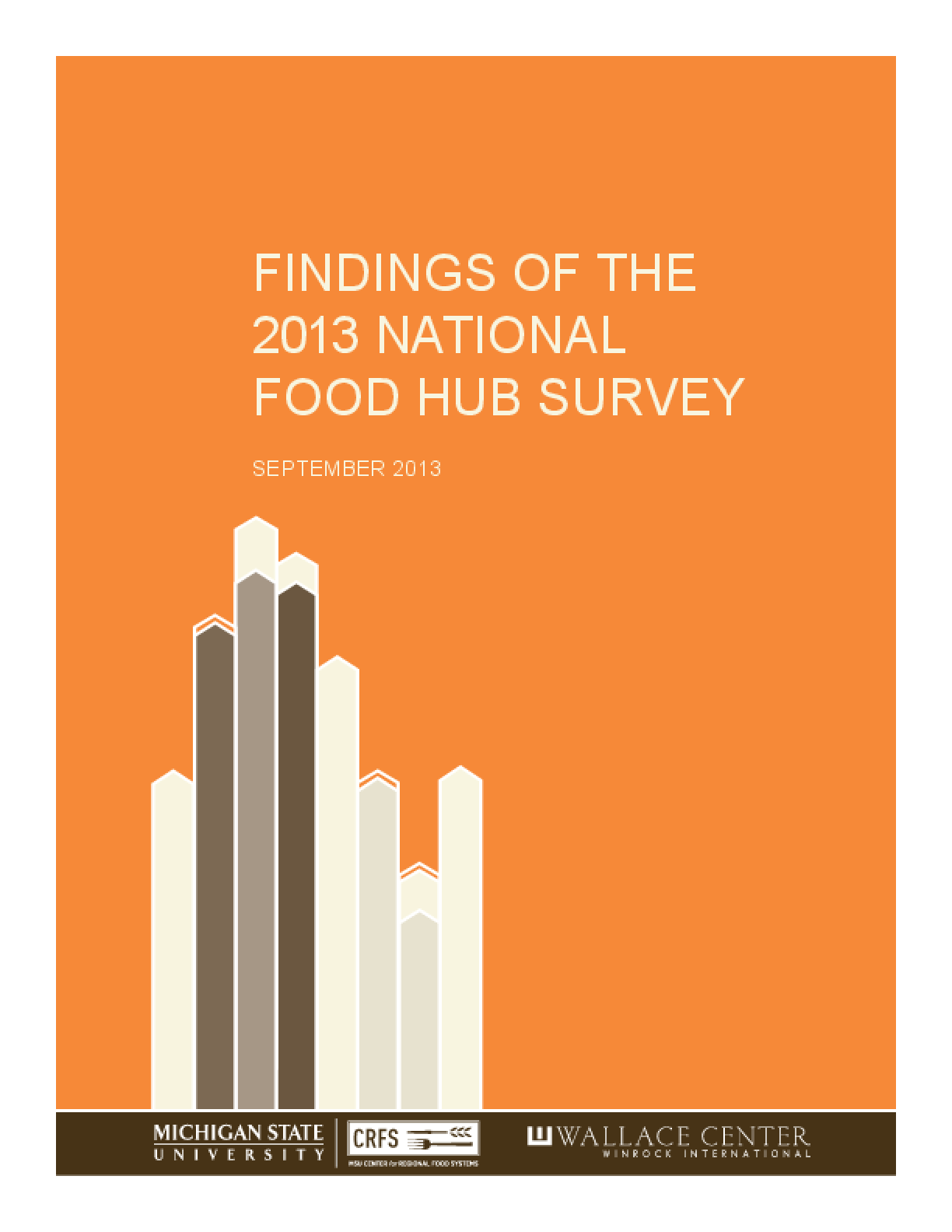 Findings of the 2013 National Food Hub Survey