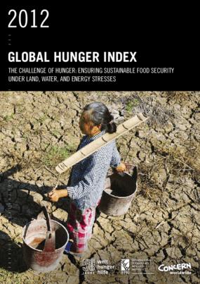 Global Hunger Index 2012