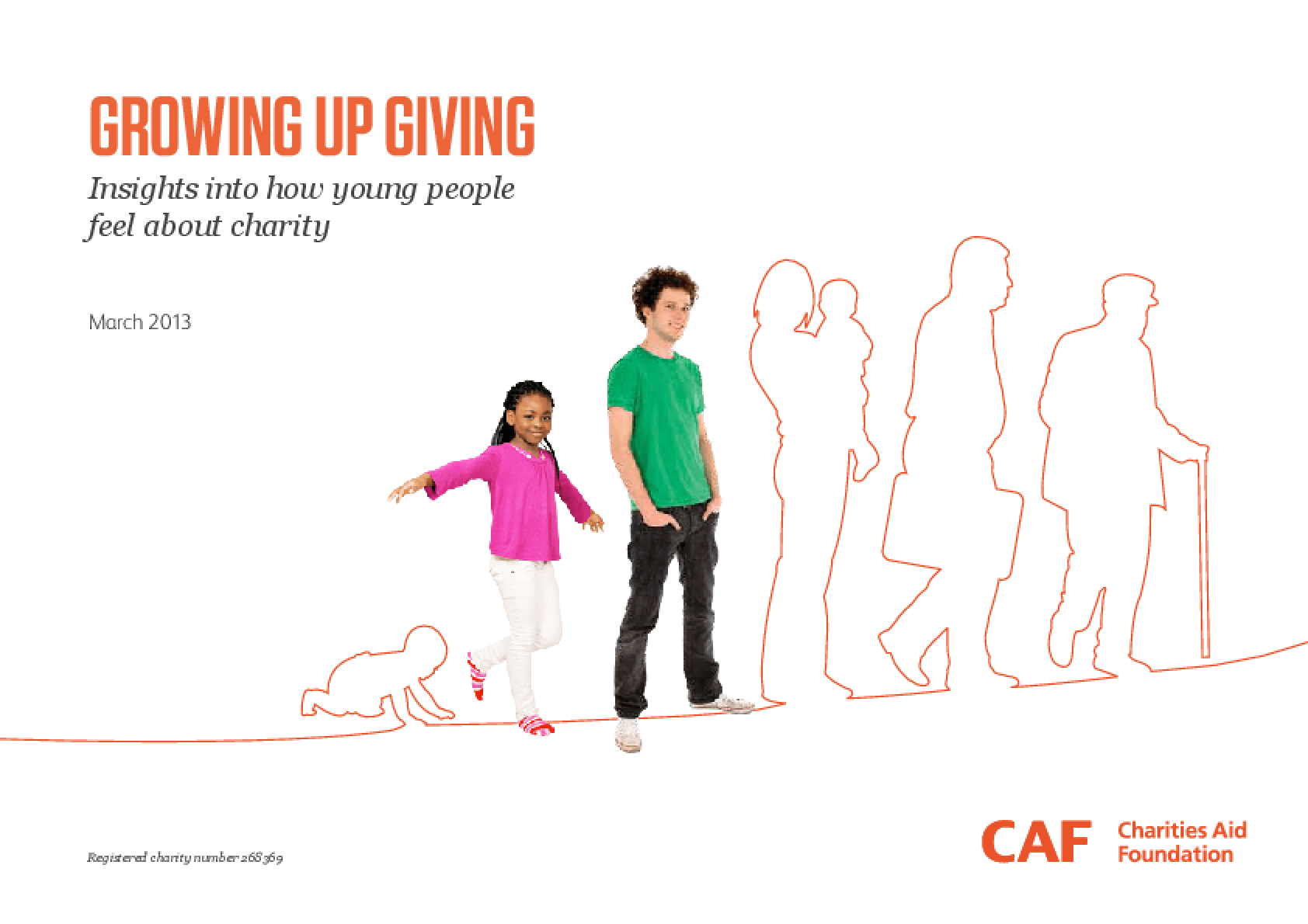 Growing Up Giving: Insights Into How Young People Feel About Charity