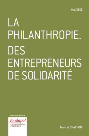 La Philanthropie Des Entrepreneurs De Solidarité