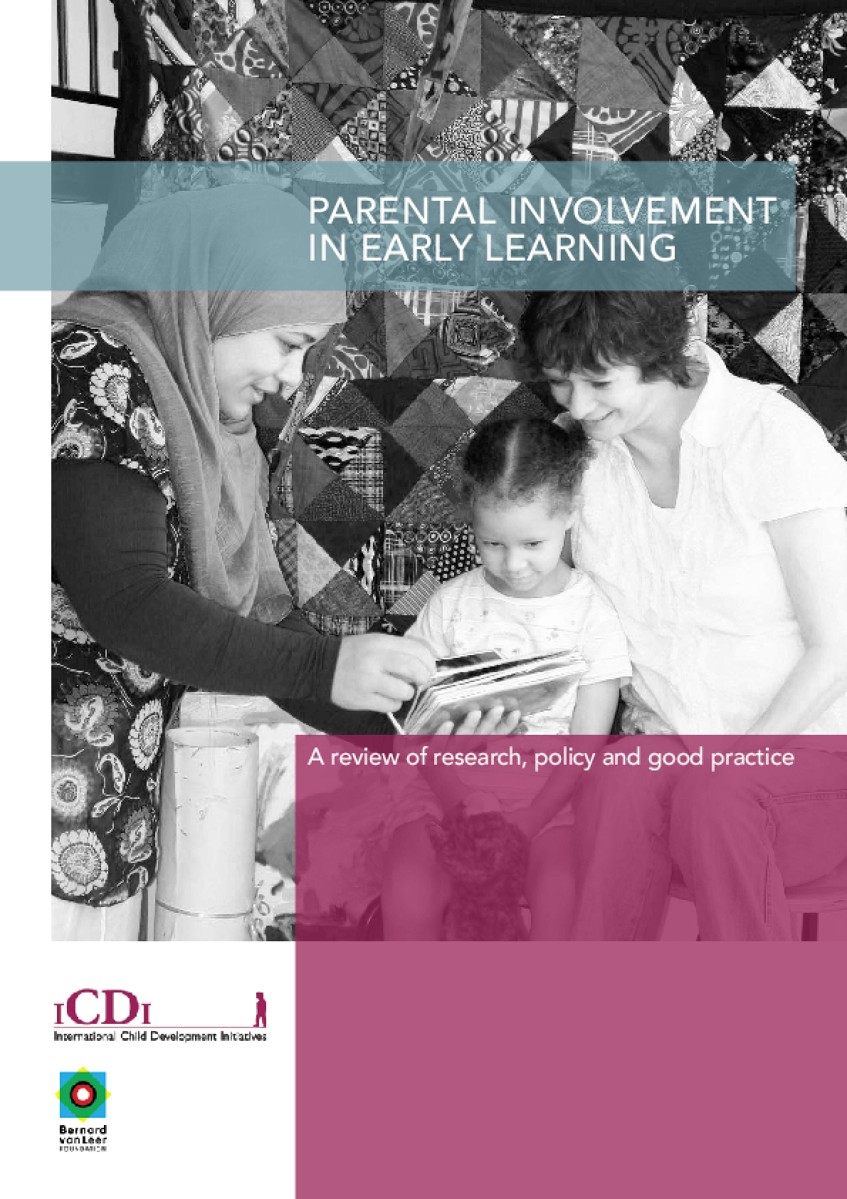 family involvement in early education Family members have been involved in programs for early childhood education  for handicapped children in a variety of ways the nature of their involvement.