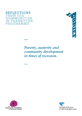 Poverty, Austerity and Community Development in Times of Recession