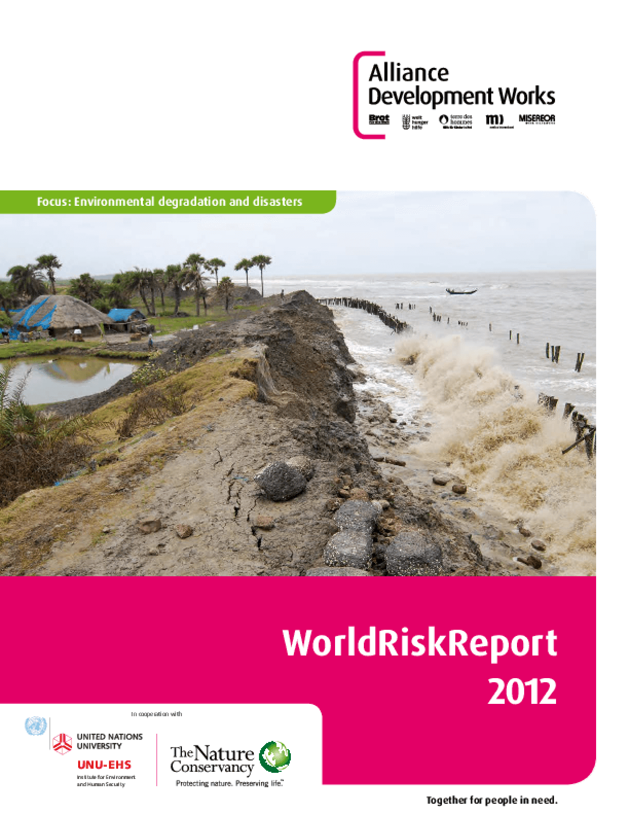 World Risk Report 2012
