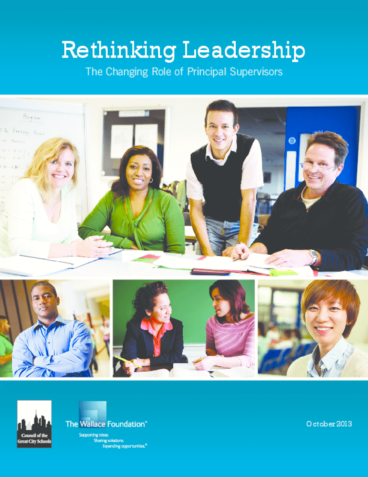 Rethinking Leadership: The Changing Role of Principal Supervisors